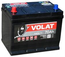 Аккумулятор автомобильный 70Ah VOLAT  JAPAN L