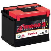 Аккумулятор автомобильный A-mega Standard 60 R