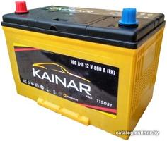 Аккумулятор автомобильный Kainar Asia 100 JL+
