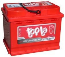 Аккумулятор автомобильный 60  TOPLA Energy низкий R+
