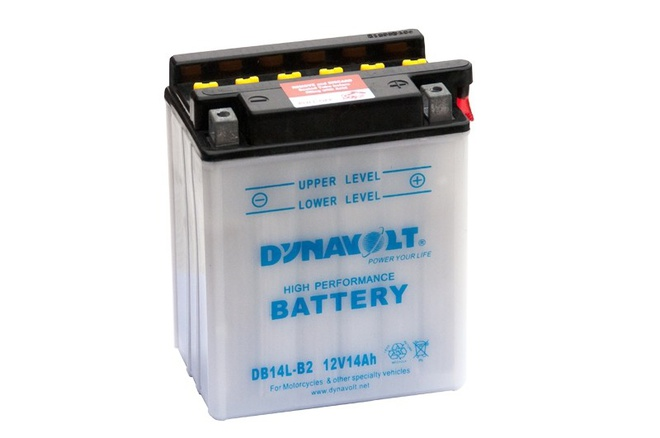 Аккумулятор для мотоциклов Dynavolt DA DB 14L-B2