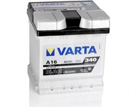 Аккумулятор автомобильный 40 VARTA  BLACK DYNAMIK