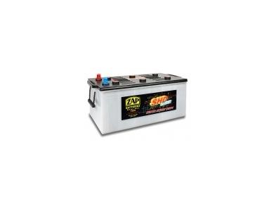 Грузовой аккумулятор 125 Ah - 62511 ZAP TRUCK FREEWAY EVOLUTION HD**