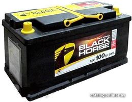 Аккумулятор автомобильный Black Horse 100 R