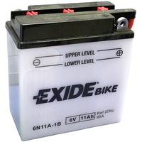 Аккумулятор для мотоциклов Exide 11Ah  6N11A-1B 6V