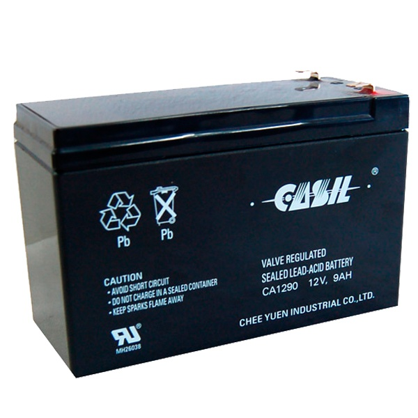 Аккумулятор для мотоциклов Casil  12V-9 Ah