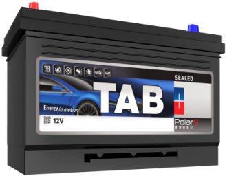Аккумулятор автомобильный Tab Polar S Asia 45 JL
