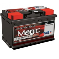 Аккумулятор автомобильный Tab Magic 75 R низк