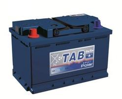 Аккумулятор автомобильный Tab Polar Blue 66 L