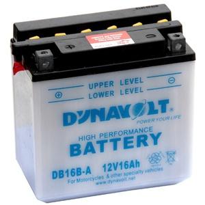 Аккумулятор для мотоциклов Dynavolt DA DB 16B-A