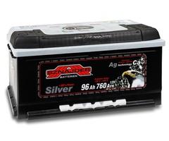 Аккумулятор автомобильный Sznajder Silver [magic eye] 96 R