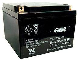 Аккумулятор для мотоциклов Casil  12V-26 Ah