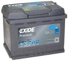 Аккумулятор автомобильный Exide Premium 61 R