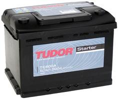 Аккумулятор автомобильный Tudor Starter 60 L
