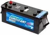 Грузовой аккумулятор 190 EUROSTART евро корпус