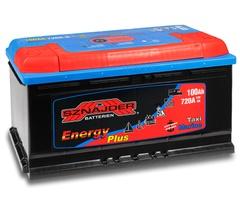 Лодочный аккумулятор Sznajder Energy 100 R
