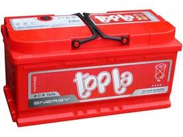 Аккумулятор автомобильный 92 TOPLA Energy R+