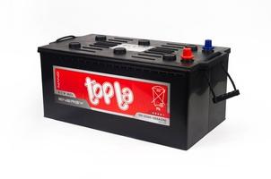 Грузовой аккумулятор 225 TOPLA Energy L+