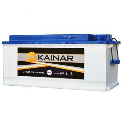 Грузовой аккумулятор Kainar Euro 210 R+