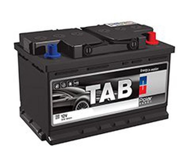 Аккумулятор автомобильный Tab Polar 55 R низк.