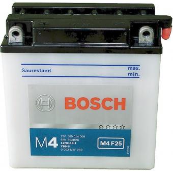 Аккумулятор для мотоциклов Bosch YB9-B / 12N9-4B-1 9Ah