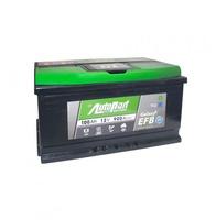 Аккумулятор автомобильный 100Ah-ARL600-GALAXY EFB
