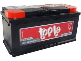Аккумулятор автомобильный 110 TOPLA Energy R+