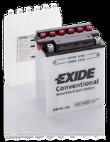 Аккумулятор для мотоциклов Exide Conventional 14 Ah