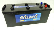 Грузовой аккумулятор 230 Аh ATLANT