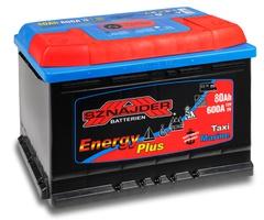Лодочный аккумулятор Sznajder Energy 80 R