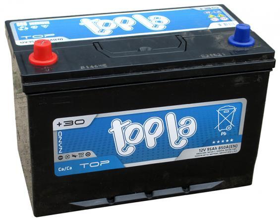 Аккумулятор автомобильный 95 TOPLA TOP Asia L+