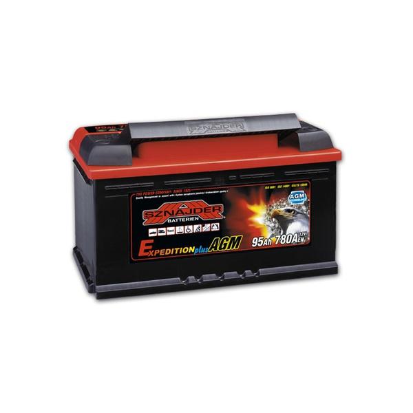 Аккумулятор автомобильный 95 Ah-595 01 ZAP Expedition AGM