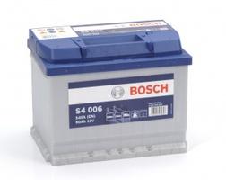 Аккумулятор автомобильный Bosch S4 Silver 60 L