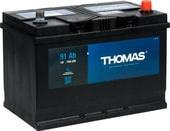 Аккумулятор автомобильный 91 Ah THOMAS JAPAN