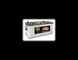 Грузовой аккумулятор 120 Ah - 62011 ZAP TRUCK FREEWAY EVOLUTION HD**