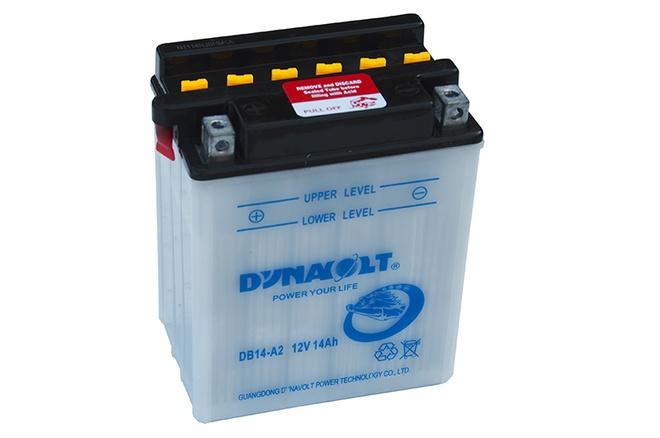 Аккумулятор для мотоциклов Dynavolt DA DB 12A-B