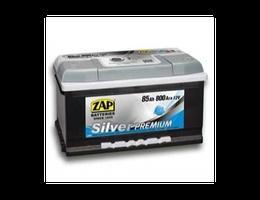 Аккумулятор автомобильный 85 Ah 585 45 ZAP SILVER PREMIUM /о.п./