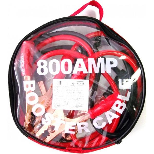 Аксессуары для аккумуляторов Старт-кабель 800А