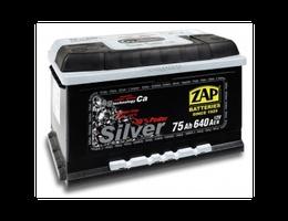 Аккумулятор автомобильный 80 Ah-580 25 ZAP SILVER /о.п./