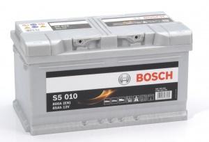Аккумулятор автомобильный Bosch S5 Silver Plus 85 R