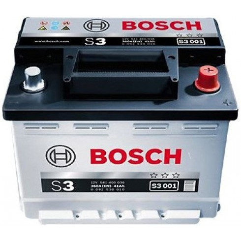 Аккумулятор автомобильный Bosch S3 53 R