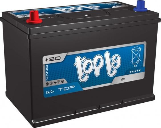 Аккумулятор автомобильный 105 TOPLA TOP Asia L+