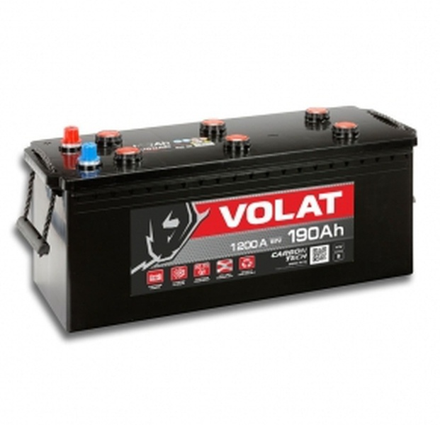 Грузовой аккумулятор 230 Аh VOLAT R