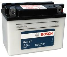 Аккумулятор для мотоциклов Bosch YB4L-B 4Ah
