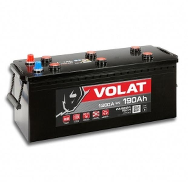 Грузовой аккумулятор 190 Аh VOLAT R