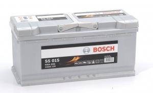 Аккумулятор автомобильный Bosch S5 Silver Plus 110 R