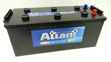 Грузовой аккумулятор 140 Аh ATLANT