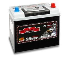 Аккумулятор автомобильный Sznajder Silver Japan [magic eye] 35 JR