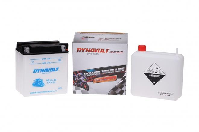 Аккумулятор для мотоциклов Dynavolt DA DB 10L-B2