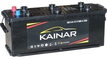 Грузовой аккумулятор Kainar Euro 140 L+